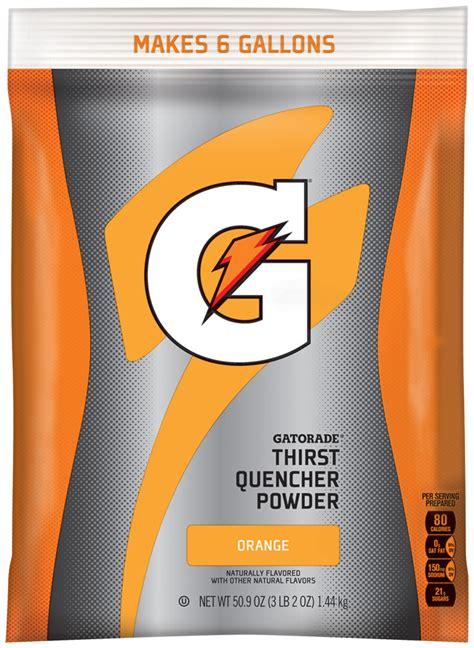 hydration depot gatorade 6 gallon powder variety pack 51 oz instant