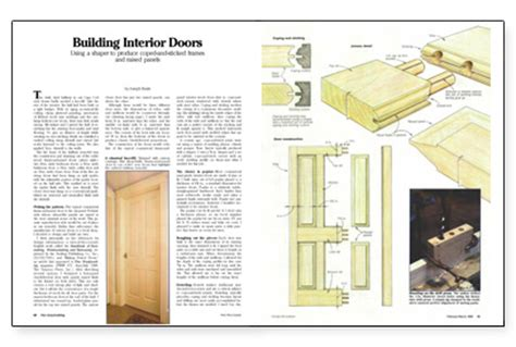 how to build an interior barn door building interior doors homebuilding