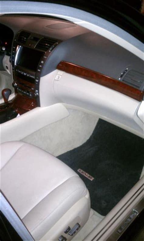 Brown Floor Ls by Black Floor Mats With Interior Club Lexus Forums