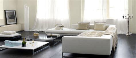 Exceptionnel Peindre Son Salon En Gris Et Blanc #1: deco-salon-blanc-idee-peinture-nuance-de-blanc.jpg
