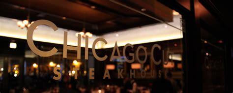 haircut club chicago chicago cut steakhouse restaurant chicago restaurant