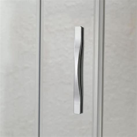 maniglia doccia box doccia porta fissa anta scorrevole h185 198 profilo in