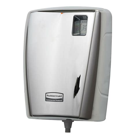 Automatic Soap Dispenser For Truly Clean by Rubbermaid Fg500590 Autoclean Lcd Dispenser Kit 3 4