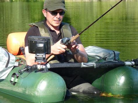 round belly boat belly boat kurs angeln auf barsch und hecht