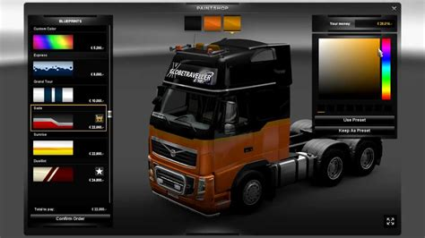 truck simulator 2 truck painting and customizing 2 hd