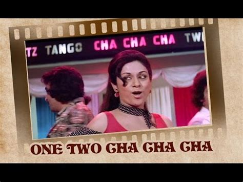One Two Cha Cha Cha one two cha cha lyrics in shalimar song