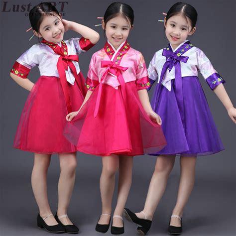Hanbok Anak 8 child hanbok korean new design hanbok korean dress