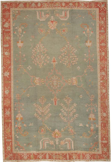 antique oushak rugs for sale antique oushak turkish rug 44439 for sale antiques classifieds