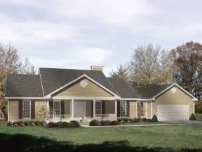 ranch house plans with porch bedford heights ranch home bedford town f c front
