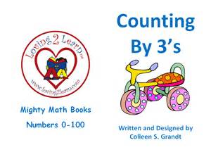 Pics photos counting by two s counting by 3 s counting by 5 s to 100
