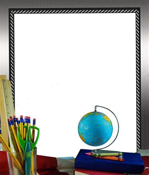 imagenes escolares primaria marcos gratis para fotos marcos escolares y objetos png