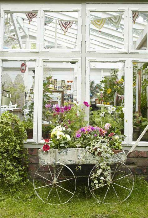 Garden Flower Cart 84 Best Flower Wagons Images On Cart Wheelbarrow And Garden Cart