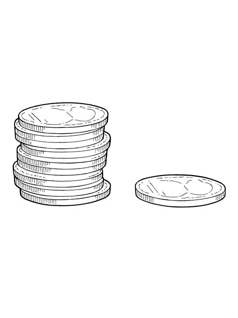 lds coloring pages on tithing tithing
