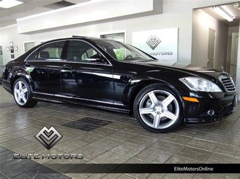 2009 mercedes s550 amg find used 2009 mercedes s550 4 matic amg sport pkg p3 in