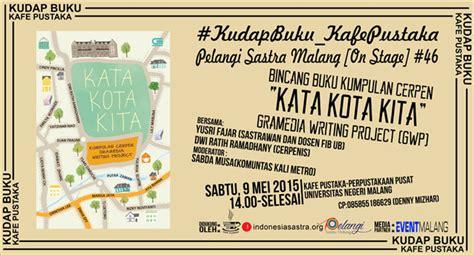 Buku Novel Benang Merah indonesia sastra kafe pustaka