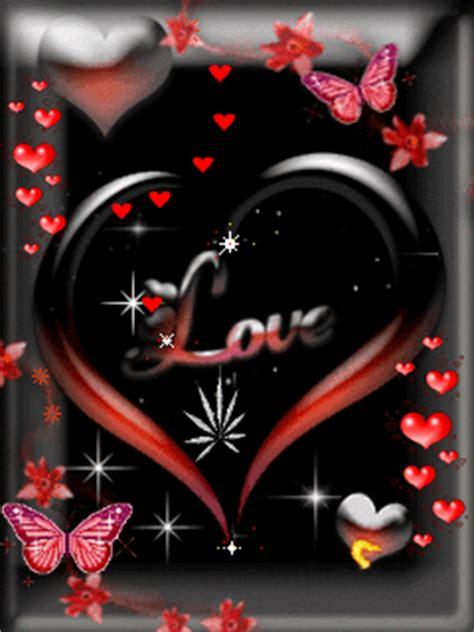 wallpaper animasi i love you kumpulan gambar animasi bergerak romantis tentang cinta