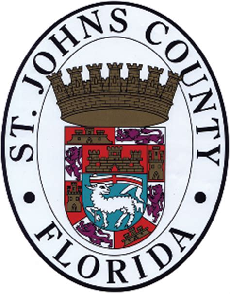 St Johns County Records Search File St Johns County Fl Seal Png Wikimedia Commons