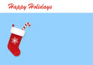 happy holidays from company card template 11 happy card templates images happy
