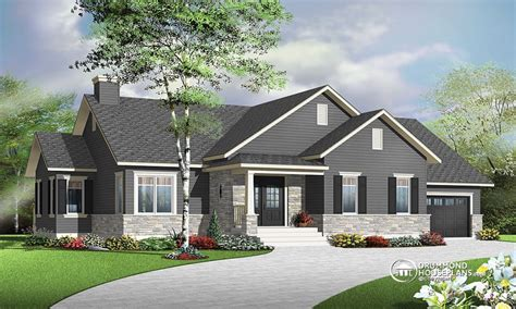 Bungalow Plans by Bungalow House Plans One Story Bungalow Floor Plans