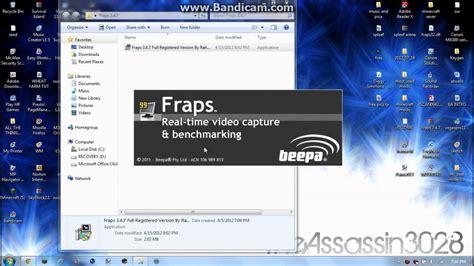 install fraps full version free how to get fraps full version for free youtube