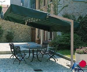 freestanding garden awnings by fim