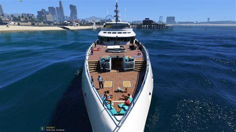 mod gta 5 yacht super yacht 2 map editor gta5 mods com