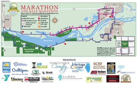 starved rock map zach runs chicago may 2015
