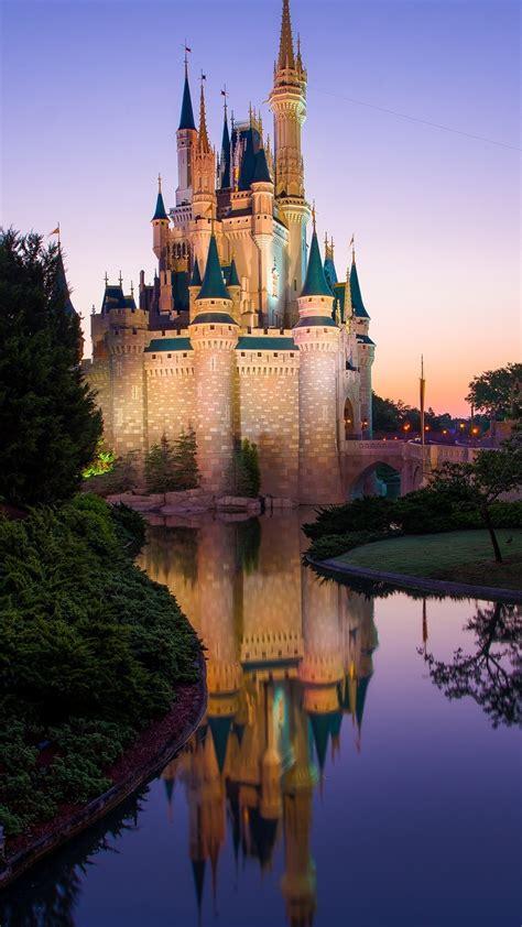 wallpaper magic kingdom disney castle disneyland