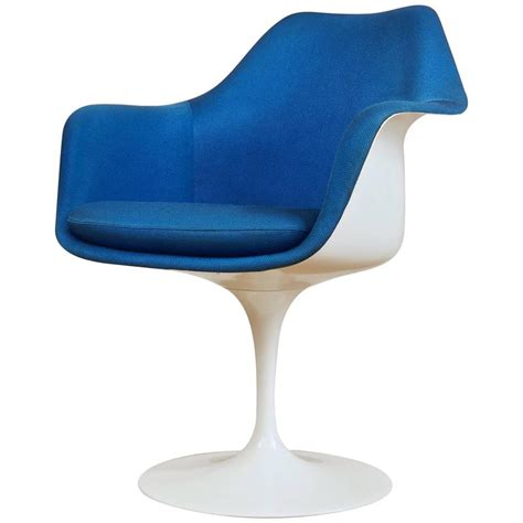 Tulip Armchair by Vintage Tulip Chair Armchair By Eero Saarinen For Knoll
