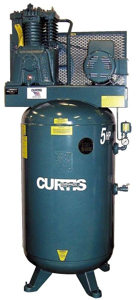 curtis ca series air compressors for heavy duty automotive and industrial applications