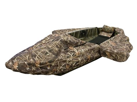 beavertail waterfowl boats beavertail stealth 2000 layout boat blind polyester mpn