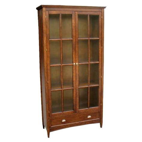 Solid Wood Bookcase With Glass Doors Solid Wood Bookcases Mission Style Bookcase Plans Mission Style Furniture Bookcase Shelves