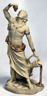 dionysus greek god statue greek gods greekhalfblood