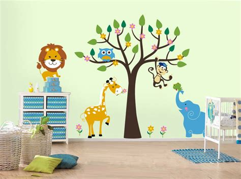 in the create amazing pictures one sticker at a time sticka pix books amazing wall stickers zoo theme decosee
