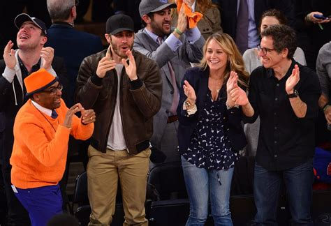 what is the celebrity game celebrities at basketball games pictures popsugar