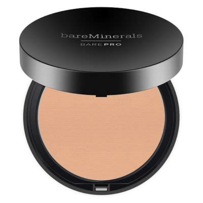 Flawless Skin With Bare Minerals Bglam by Barepro Performance Wear Pressed Powder Foundation 30 Shades