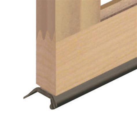 Garage Door Weather Stripping Menards by Ideal Door 174 16 Ft Replacement Bottom Weatherstrip For