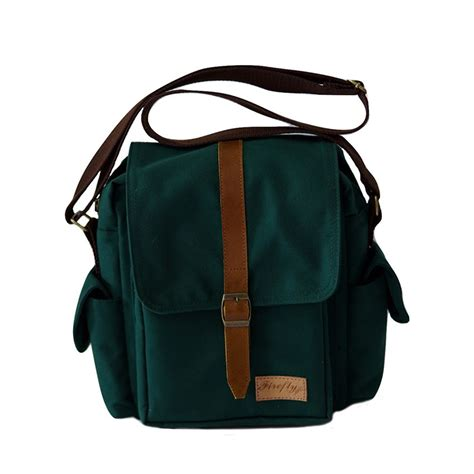 Tote Bag Kanvas Tb040 Tas Wanita Tas Mini Slingbag Lorcan Green Mall Indonesia