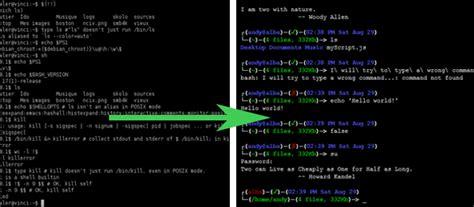 bash color scheme 3 ways to pimp your bash console itworld