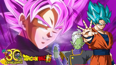 dragon ball super wallpaper deviantart dragon ball super goku black zamasu wallpaper by