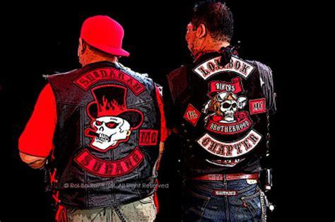 Bikers Brotherhood Bandidos dukunsoek