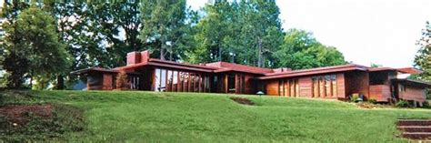 rosenbaum house frank lloyd wright in alabama latimes