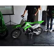 Kawasaki KLX 110 Launched In India  Indian Autos Blog