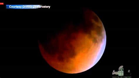 imagenes extraordinarias de la nasa eclipse lunar via satelite desde el espacio imagenes de