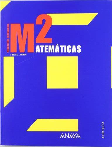 libro matemticas 3 eso andaluca libro matem 225 ticas 2 eso andaluc 237 a di jos 233 colera jim 233 nez ignacio gaztelu albero