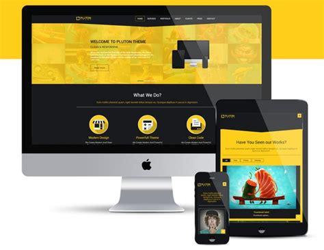 10 free responsive html5 css3 website templates