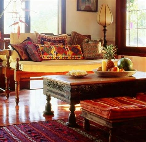how to give your modern household the traditional indian
