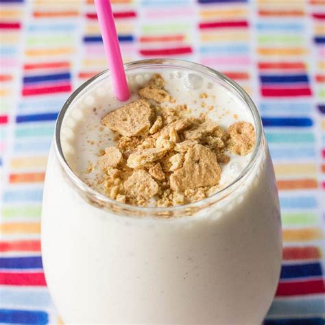 banana cheesecake cottage cheese smoothie recipe for