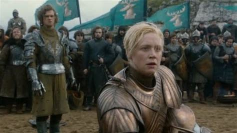 gwendoline christie commander lyme game of thrones gwendoline christie to replace lily rabe