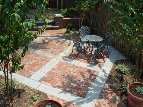 patio designs with pavers landscaping